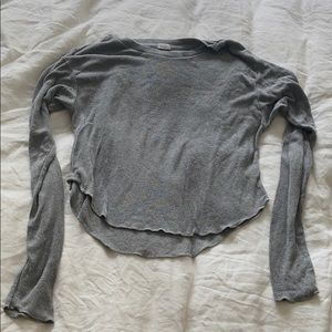 Brandy Melville gray sweater